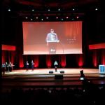 Wręczenie nagrody podczas Gali FxCuffs2018